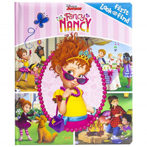 Fancy Nancy First Look & Find