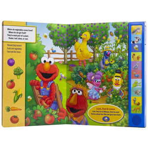 Look, Find & Listen Elmo's Noisy Farm, [Product Type] - Daves Deals