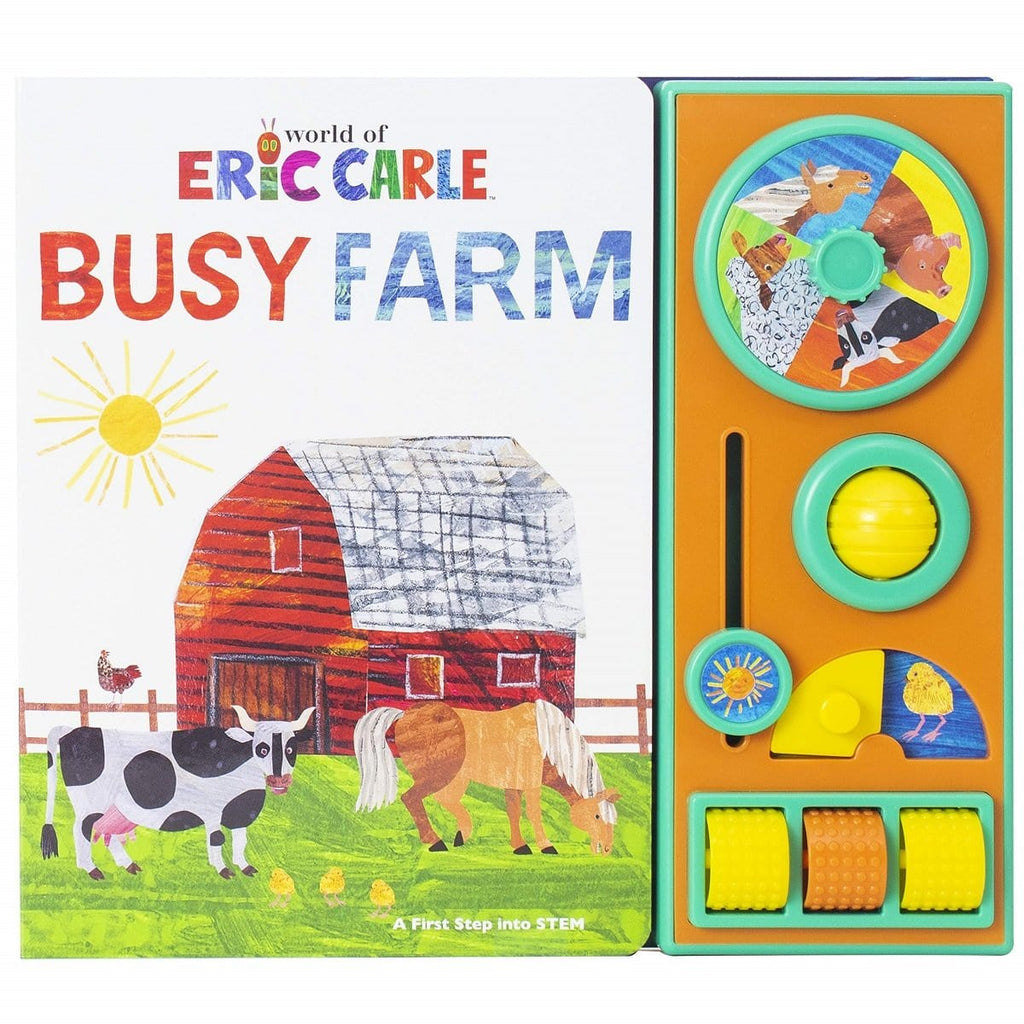 World of Eric Carle Busy Farm