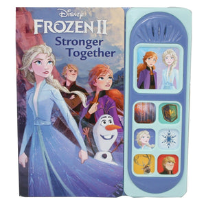 Frozen II Little Sound Book: Stronger Together