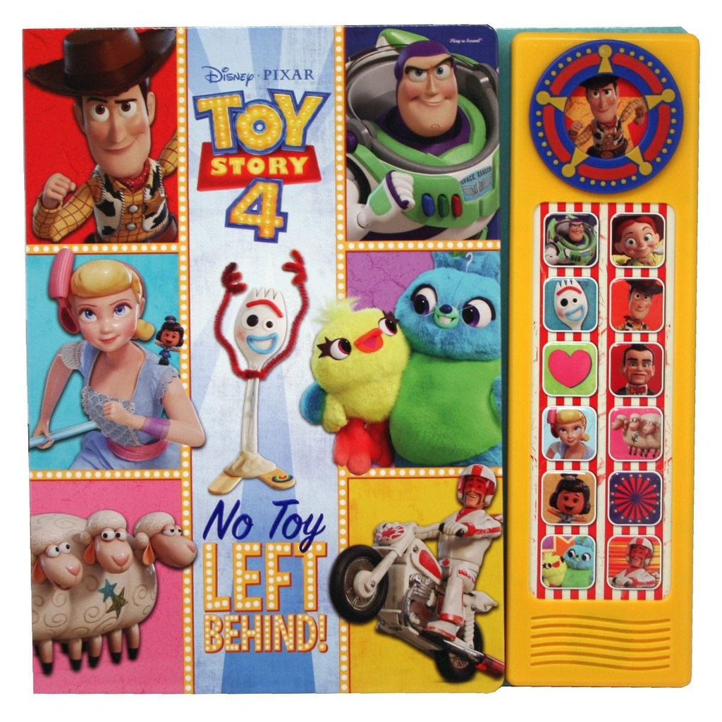 Toy Story 4 - Mini Deluxe Custom Frame, [Product Type] - Daves Deals