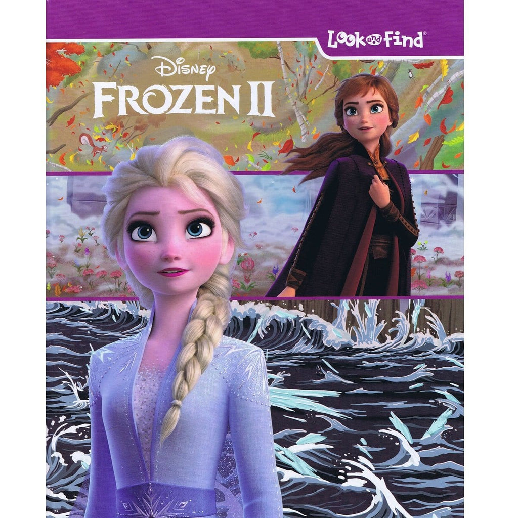 Frozen II Look & Find
