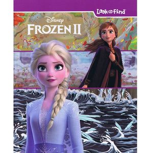 Frozen II Look & Find, [Product Type] - Daves Deals