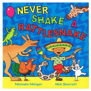 Never Shake A Rattlesnake - Daves Deals
