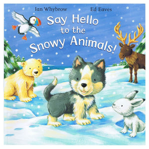 Say Hello To The Snowy Animals!, [Product Type] - Daves Deals
