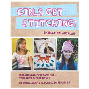 Girls Get Stitching, [Product Type] - Daves Deals