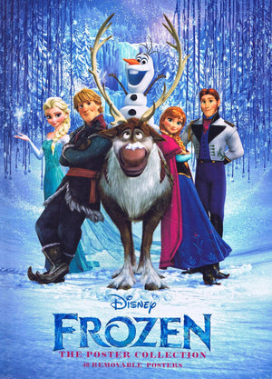 Disney Frozen Poster Collection, [Product Type] - Daves Deals