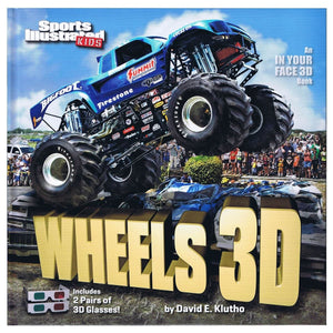 Sports Illustrated Kids Wheels 3D, [Product Type] - Daves Deals