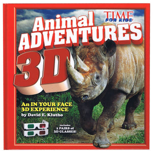 Time for Kids - Animal Adventure 3D, [Product Type] - Daves Deals