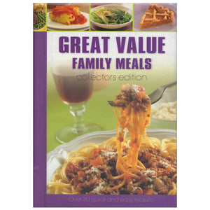 Great Value Family Meals