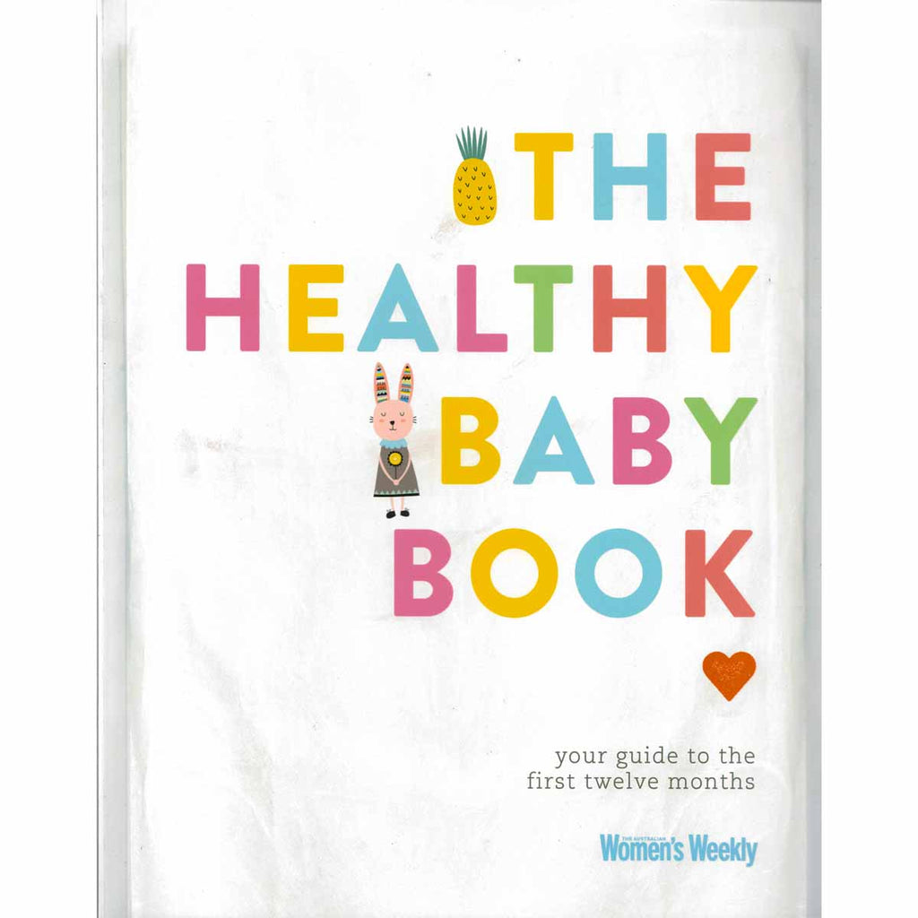 The Healthy Baby Book - Daves Deals