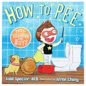 How To Pee Potty Training For Boys