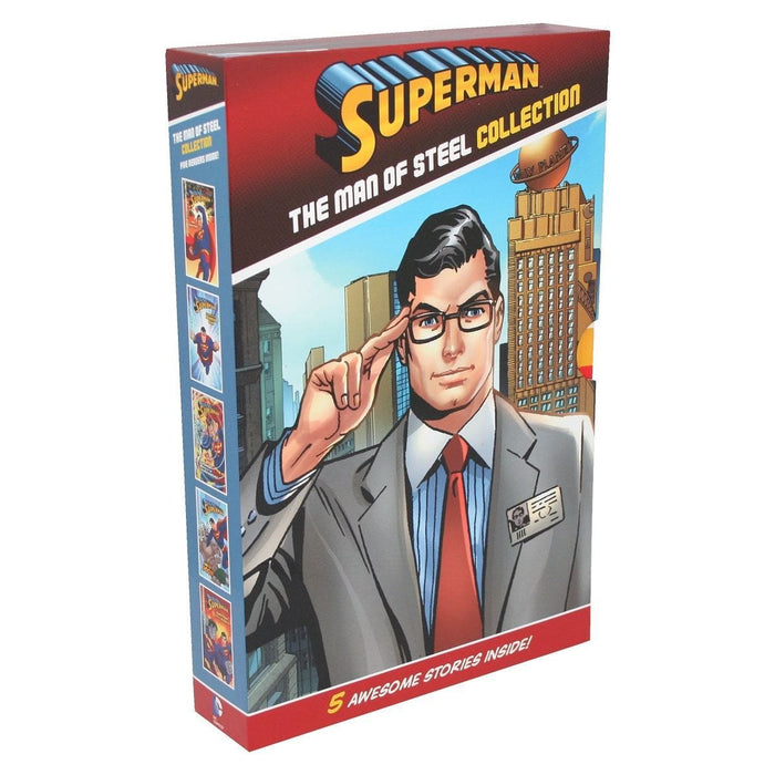 DC Comics: Superman: Man of Steel Collection
