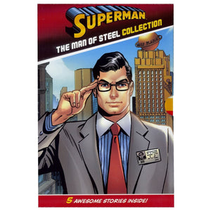 DC Comics: Superman: Man of Steel Collection, [Product Type] - Daves Deals