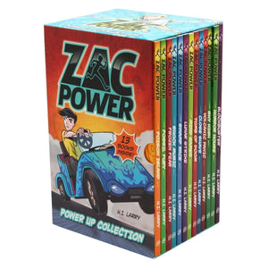 Zac Power - Power Up Collection