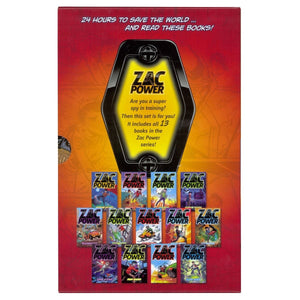 Zac Power - Power Up Collection, [Product Type] - Daves Deals