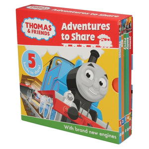 Thomas & Friends Adventures to Share