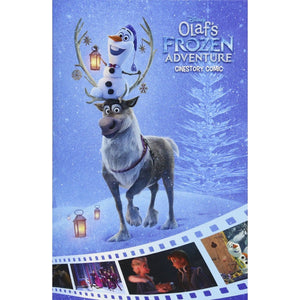 Disney Olaf's Frozen Adventure Cinestory Comic, [Product Type] - Daves Deals