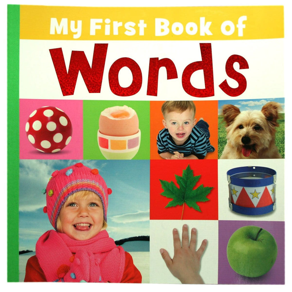 My First Book Of Words, by Joanna Bicknell - Daves Deals