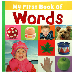 My First Book Of Words, by Joanna Bicknell, [Product Type] - Daves Deals