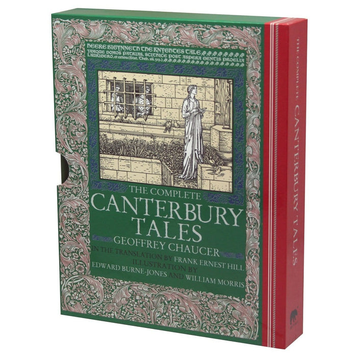 The Complete Canterbury Tales in Slipcase