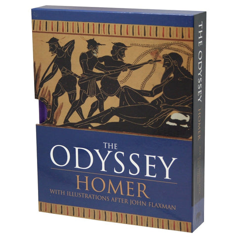 The Odyssey in Slipcase, [Product Type] - Daves Deals