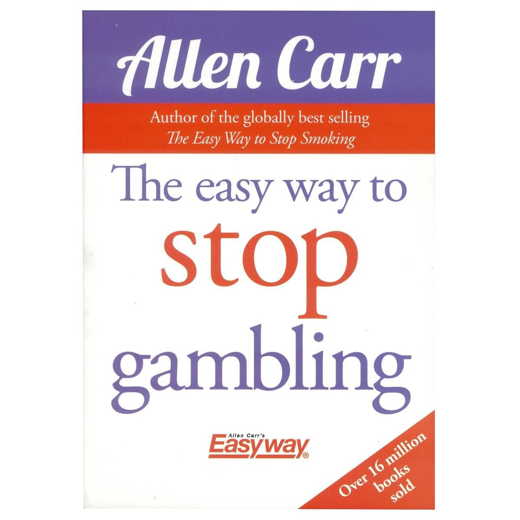 The Easy Way To Stop Gambling, [Product Type] - Daves Deals