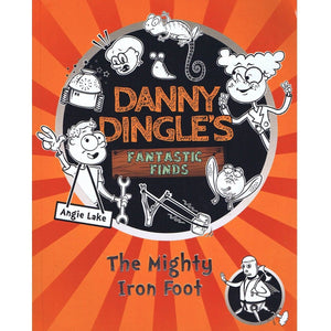 Danny Dingle's Fantastic Finds - The Mighty Iron Foot, [Product Type] - Daves Deals
