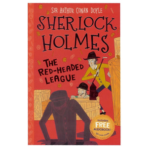 Sherlock Holmes The Red-Headed League, [Product Type] - Daves Deals