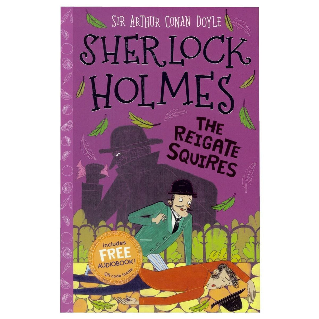 Sherlock Holmes The Reigate Squires - Daves Deals