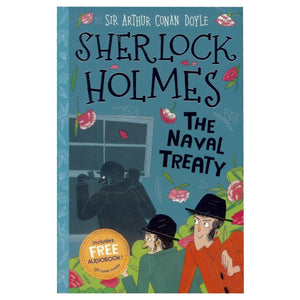 Sherlock Holmes The Naval Treaty, [Product Type] - Daves Deals