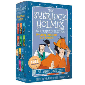 Sherlock Box 10 Book Collection Series 2, [Product Type] - Daves Deals