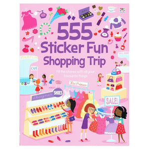 555 Sticker Fun Shopping Trip, [Product Type] - Daves Deals