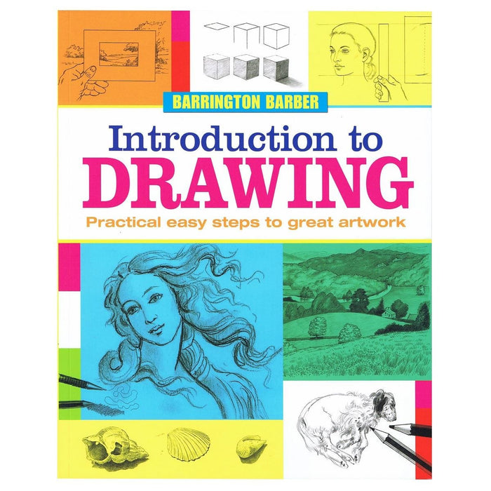 Introduction To Drawing - Practical Easy Steps to Great Artwork