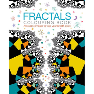 Fractals Colouring Book, [Product Type] - Daves Deals