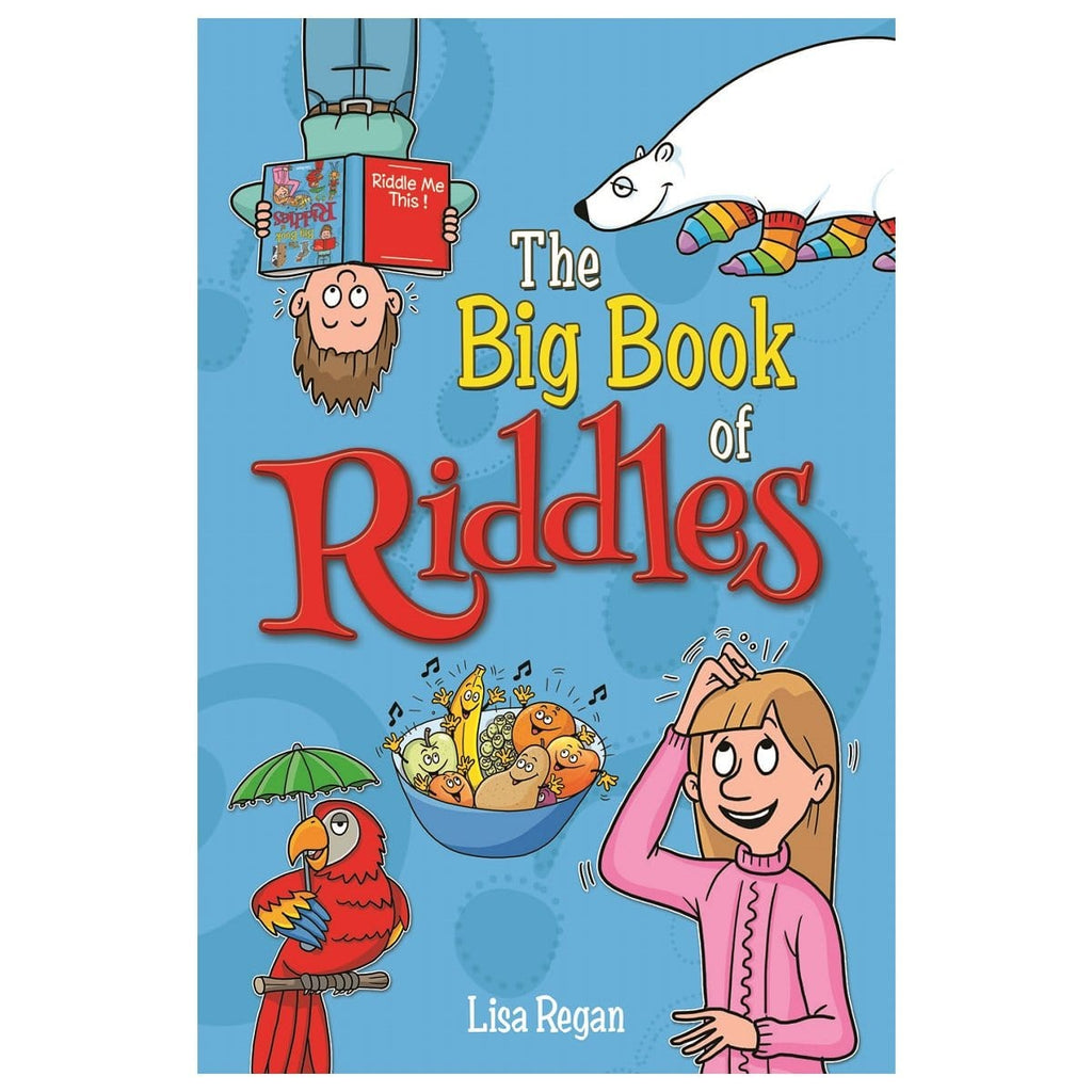 The Big Book Of Riddles, [Product Type] - Daves Deals