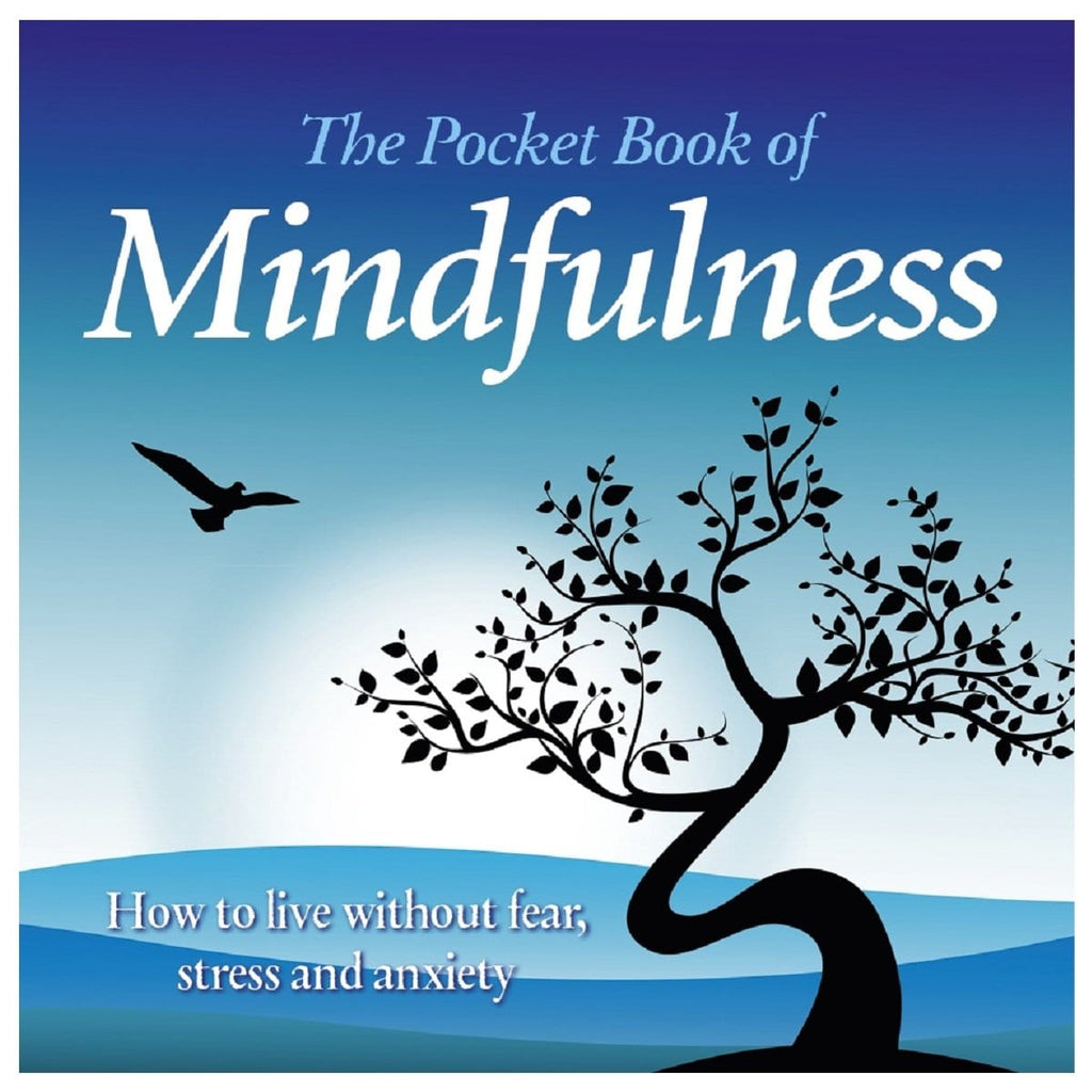 The Pocket Book Of Mindfulness - Live In The Moment And Reduce Stress, [Product Type] - Daves Deals