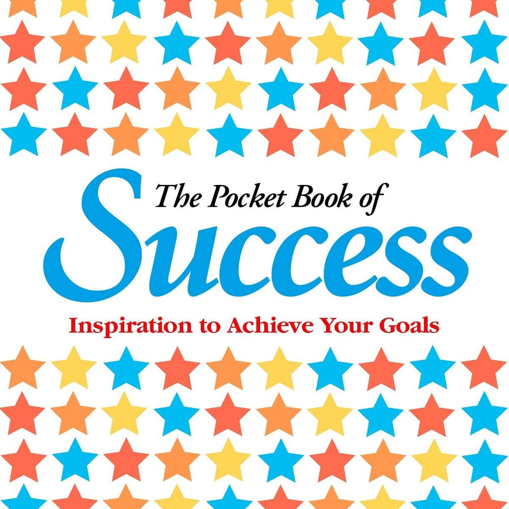 The Pocket Book Of Success - Inspiration To Achieve Your Goals, [Product Type] - Daves Deals