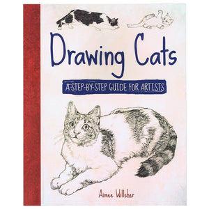 Drawing Cats - By Aimee Willsher - Daves Deals