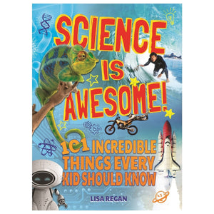 Science Is Awesome - 101 Interesting Things Every Kid Should Know, [Product Type] - Daves Deals