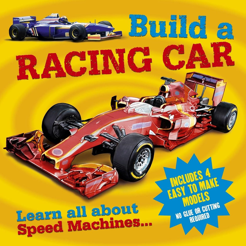 Build A Racing Car - Learn All About Speed MachinesÂ…, [Product Type] - Daves Deals