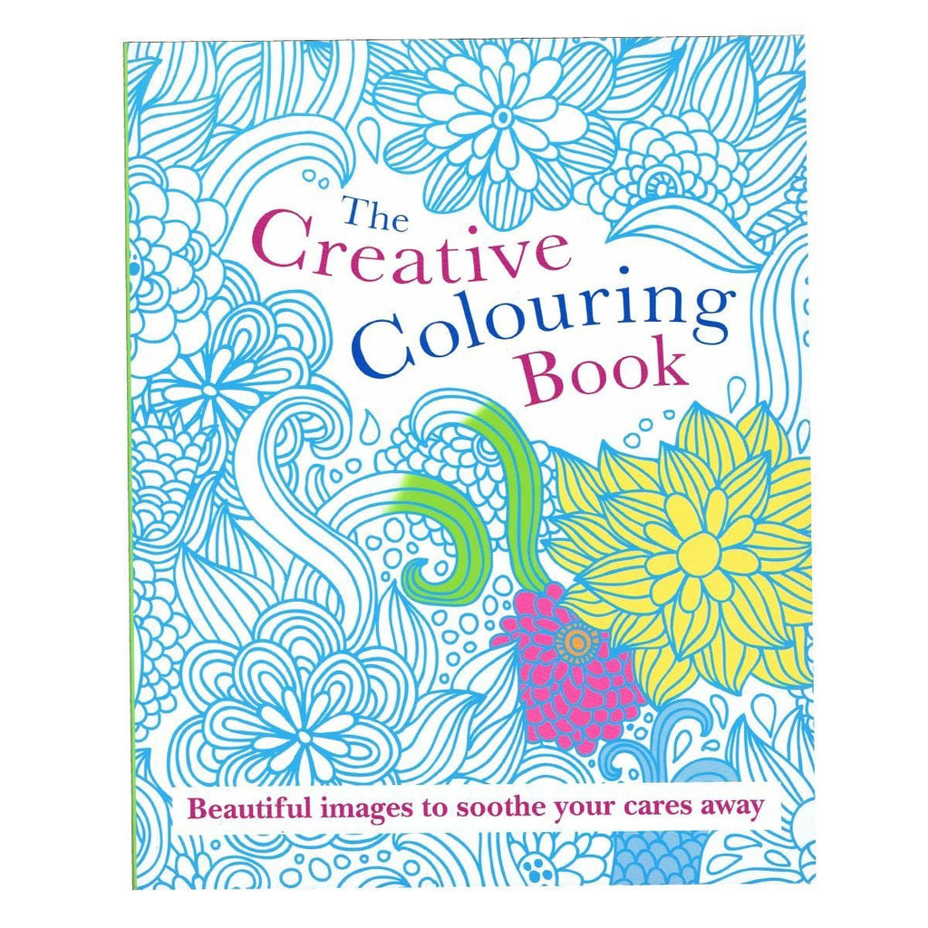 The Creative Colouring Book, [Product Type] - Daves Deals