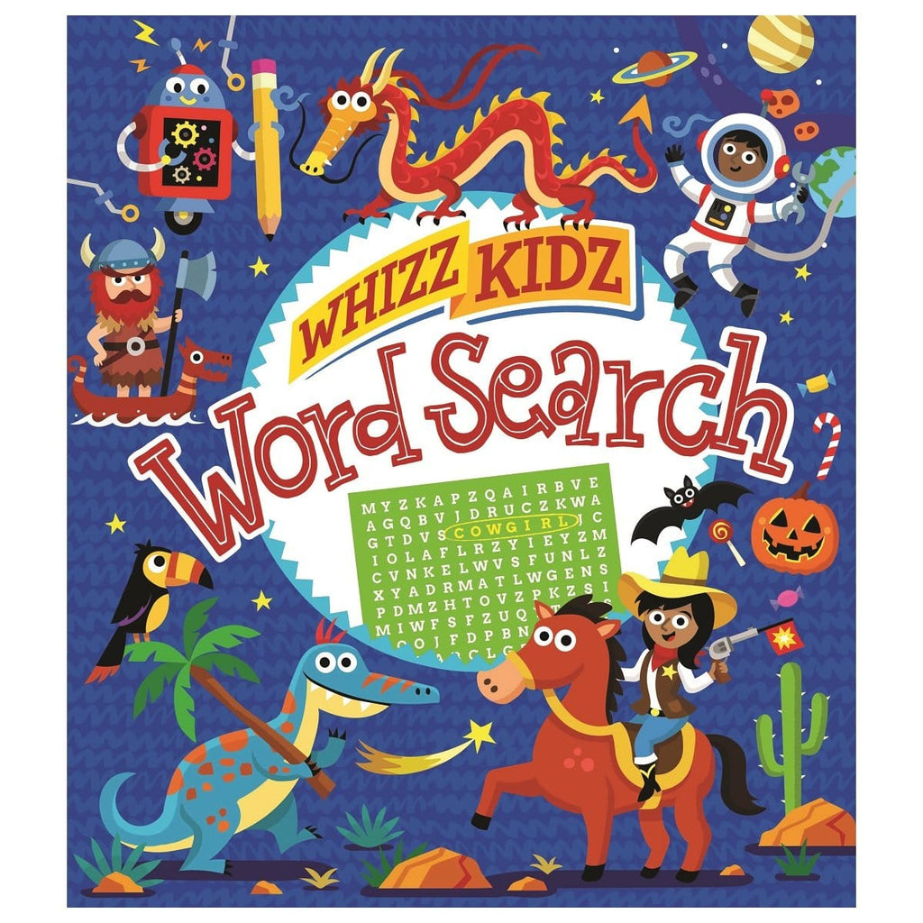 Whizz Kidz Word Search, [Product Type] - Daves Deals