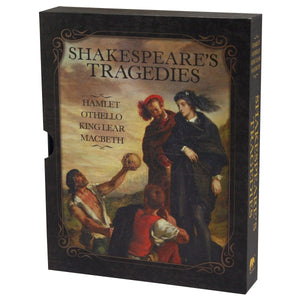 Shakespeare's Tragedies in Slipcase, [Product Type] - Daves Deals