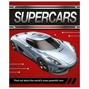 Supercars - Find Out About The World's Most Powerful Cars, [Product Type] - Daves Deals