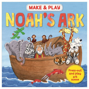 Make & Play Noah's Ark, [Product Type] - Daves Deals