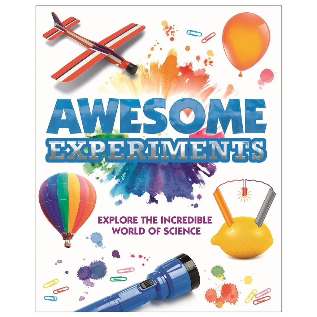 Awesome Experiments - Explore The Incredible World Of Science, [Product Type] - Daves Deals