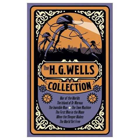 The H. G. Wells Collection, [Product Type] - Daves Deals