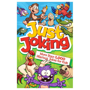 Just Joking - More Than 1000 Hilarious Jokes For Kids, [Product Type] - Daves Deals