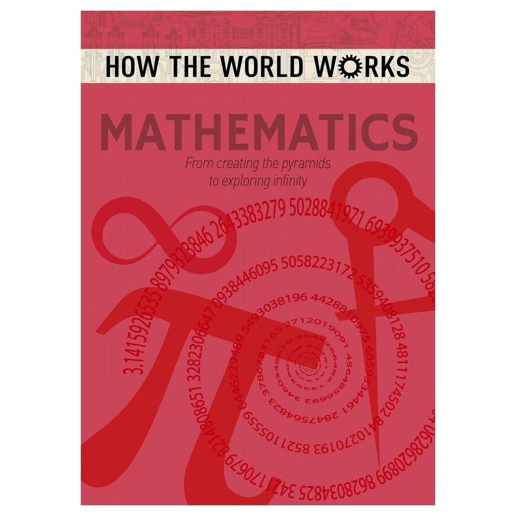 How The World Works - Mathematics, [Product Type] - Daves Deals